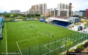 Lodha Palava Codename Golden Tomorrow Football Stadium