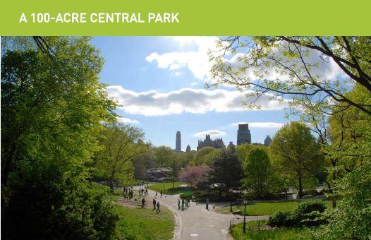 Lodha Milestone 100 Acre Central Park