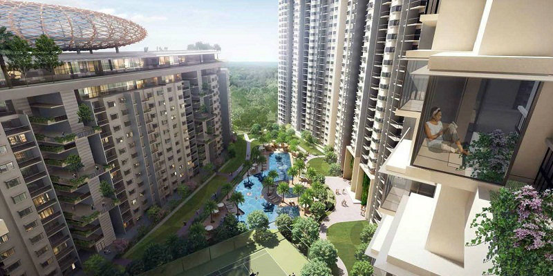 Bhartiya city Nikoo Homes
