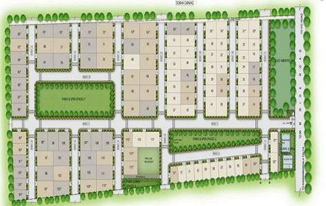 Sobha Landscape Master Plan
