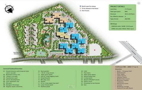 Sobha Silicon Oasis Master Plan