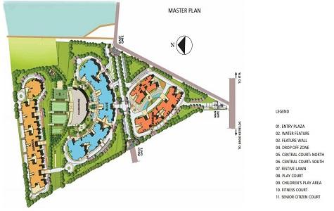 Brigade Lakefront Master Plan