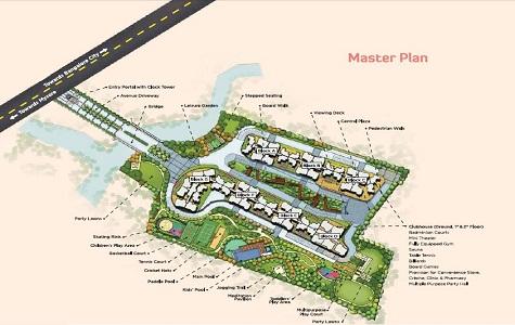 Brigade Panorama Master Plan
