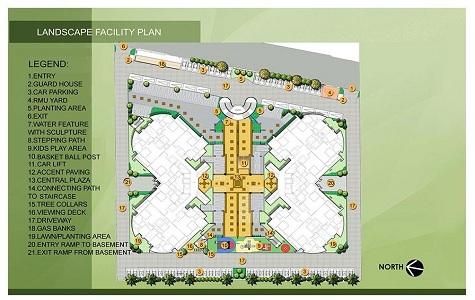 Purva Grandbay Master Plan