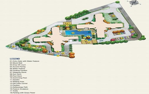 Purva Moonreach Master Plan