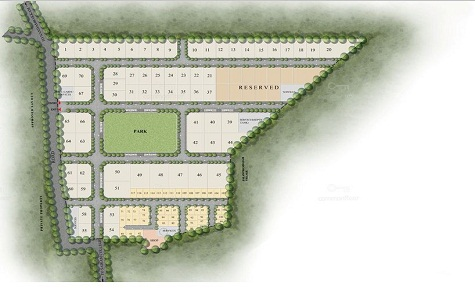 Sobha Evergreens Master Plan