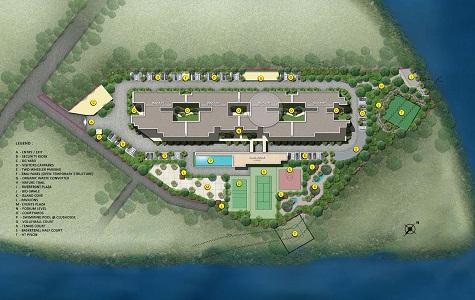 Sobha Isle Master Plan