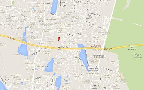 Sobha Winchester Location Map