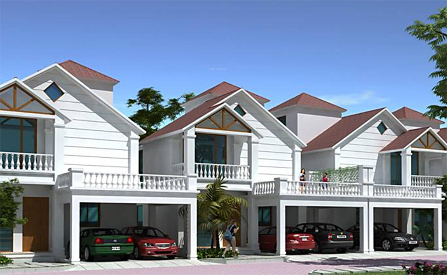 Hiranandani Devanahalli Cottages