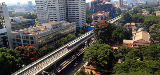IMPACT OF METRO RAIL IN BANGALORE REAL ESTATE