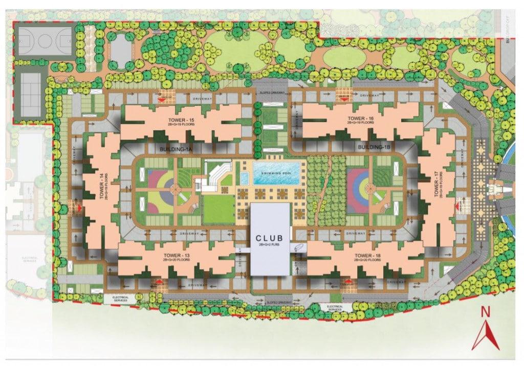 Prestige Finsbury Park Regent Master Plan